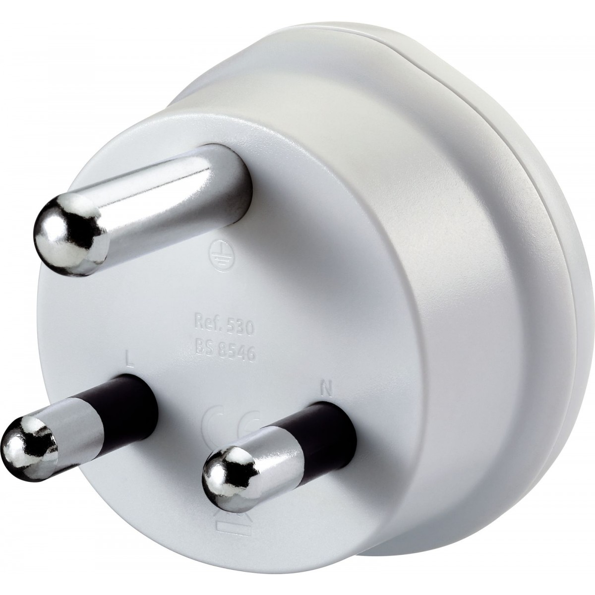 Go Travel UK to South Africa Travel Adapter