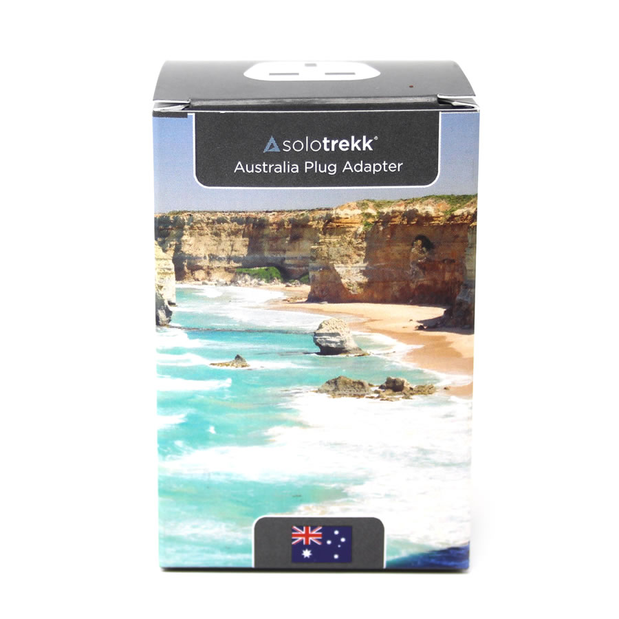 Solotrekk Australia Travel Plug Adapter