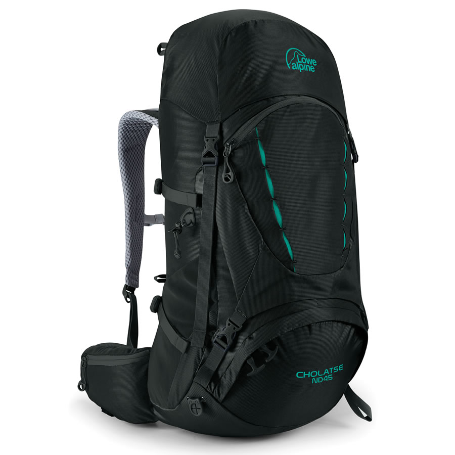 Lowe Alpine Cholatse ND45 Trekking Pack - Black