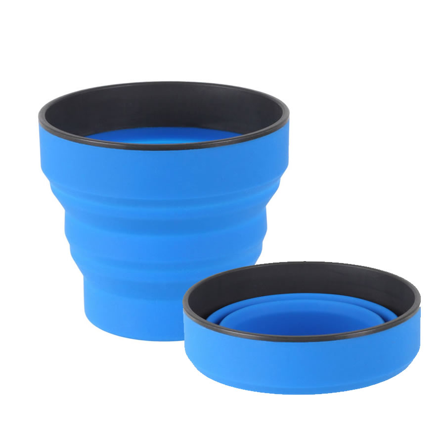Lifeventure Blue Ellipse Fleximug