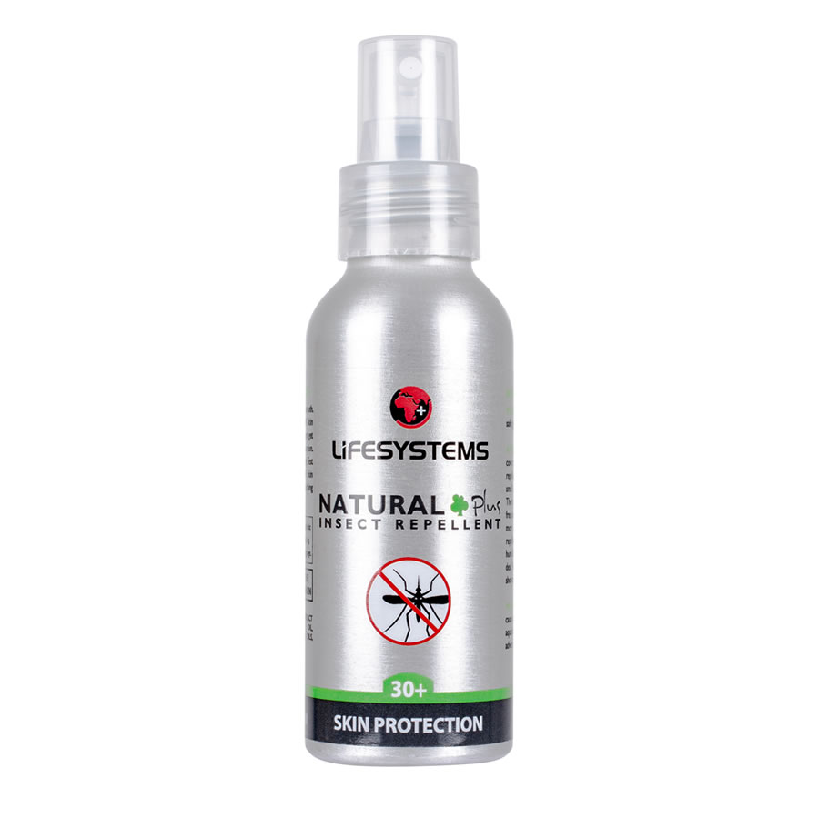 Lifesystems Natural 30+ Mosquito Repellent
