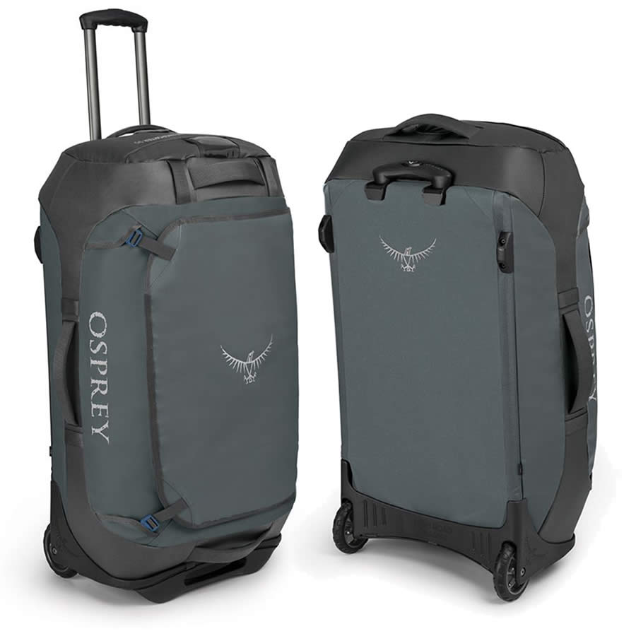 Osprey Pointbreak Grey Rolling Transporter 90