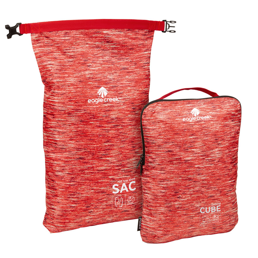 Eagle Creek Pack-It Active Essential Set - Coral