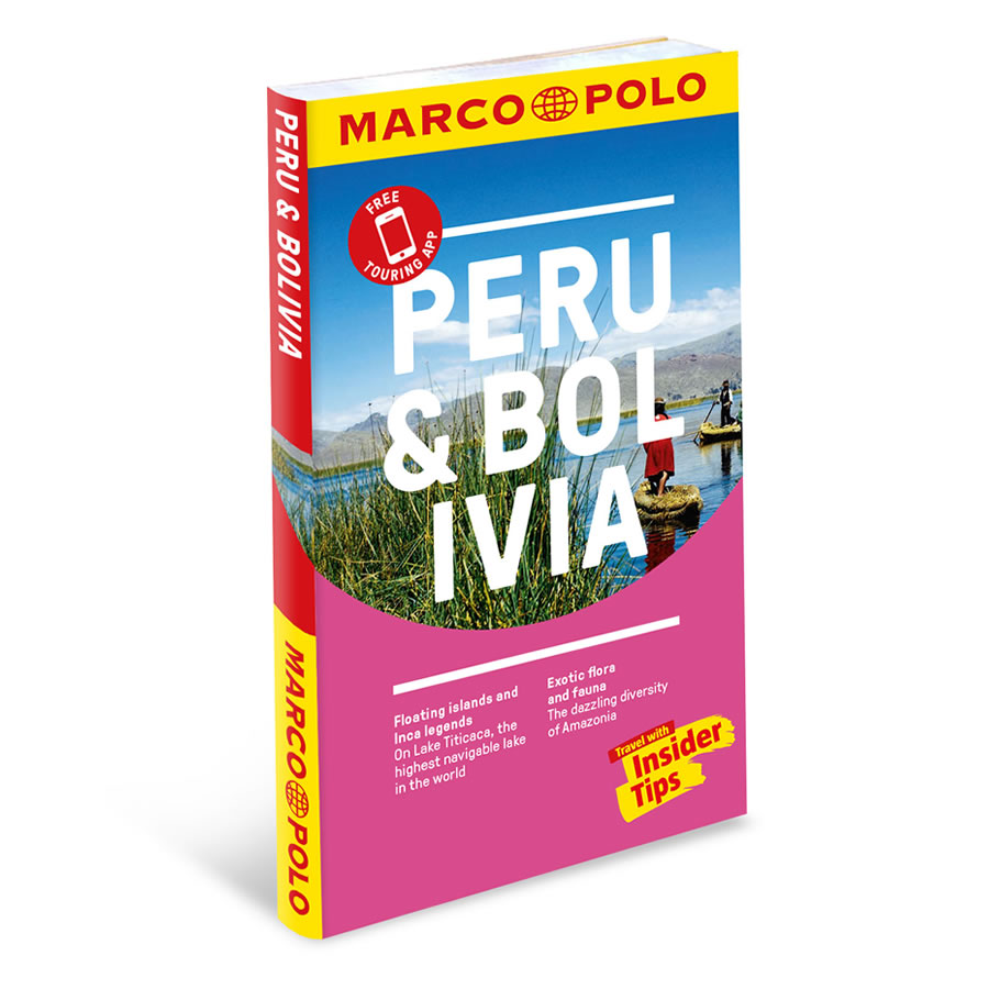 Marco Polo Peru & Bolivia Pocket Guide