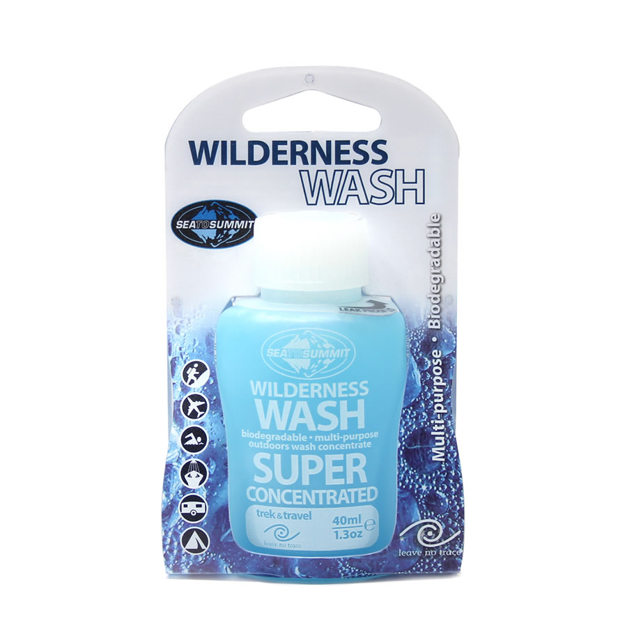 Sea to Summit Wilderness Wash - 40ml