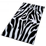 Compact Beach Towel - Zebra