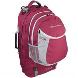 Highlander Explorer 80+20 Raspberry Travel Rucksack