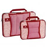 Eagle Creek Pack-It Compression Cube Set - Repeak Red