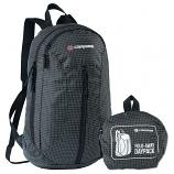 Caribee Fold-Away Daypack - Black
