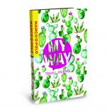 Marco Polo My Way Travel Journal - Cactus