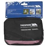 Trespass Soaked Pink Trekking Towel