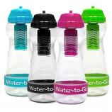 Go! 50cl Water-to-Go Bottle