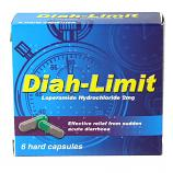 Diah-Limit Diarrhoea Relief Capsules
