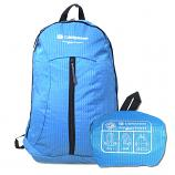 Caribee Fold-Away Daypack - Blue