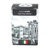 Solotrekk Italy Travel Plug Adapter
