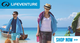 lifeventure travel towels