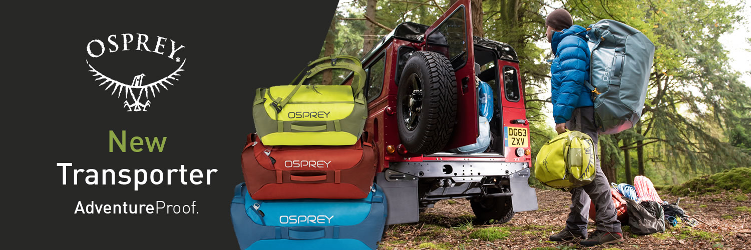 New Osprey Transporter