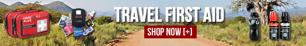 buy travel first aid kits & accessories